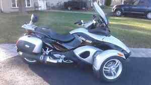 Spyder 2008