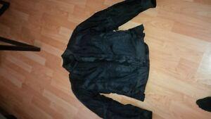 ladys motorcycle jacket
