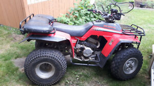 Honda fourtrax 250 1986