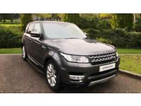 2014 Land Rover Range Rover Sport 3.0 SDV6 HSE 5dr + Rear Seat E Automatic Diese