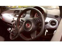 2015 Fiat 500 1.2 S 3dr Manual Petrol Hatchback