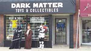 Dark Matter toys and collectibled store. Kitchener / Waterloo Kitchener Area image 2