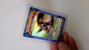 Wargreymon Digimon Card