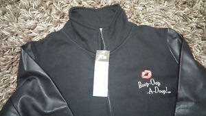 timeless style Betty boop knit jacket brand new large size London Ontario image 2