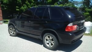 2003 BMW X5 3.0 SUV, Crossover
