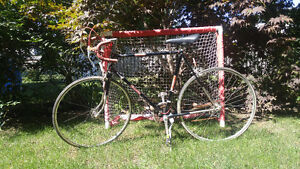 CCM Seville road bike in good condition, may need tuneup