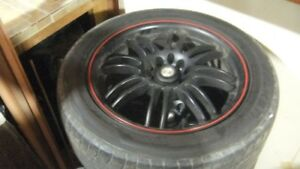 Focal Rims/Tires 16 in