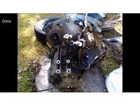 Transit mk6 gearbox 5 speed fwd