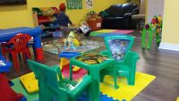 Daycare Place Available - Garderie Bilingue