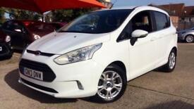 2013 Ford B-MAX 1.6 Zetec 5dr Powershift Automatic Petrol Hatchback