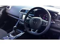 2016 Renault Kadjar 1.2 TCE Dynamique Nav 5dr Manual Petrol Hatchback