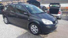 2008 Renault Grand Scenic 1.6 VVT Extreme II 7 Seater in Grey