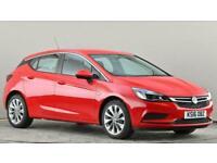 2016 Vauxhall Astra 1.4T 16V 125 Energy 5dr Hatchback petrol Manual