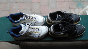 Clothing FOUR PAIRS OF RUNNING SHOES, NIKE - $120