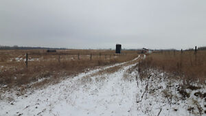 WHERE CAN YOU FIND 82 ACRES JUST OUTSIDE EDMONTON?