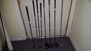 Left handed golf clubs London Ontario image 1