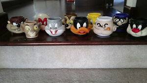 Collectible Warner Bros. Cups