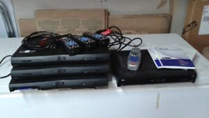 Bell Express Satellite System Deocers & extras.