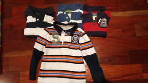 Vêtements garçon 3 et 4 ans