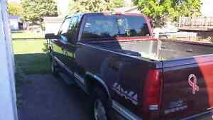 GMC 4x4 truck to sell or trade