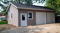 8x10 foot storage space available for rent in Arthur ON