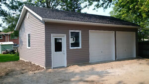 12x10 foot storage space available for rent in Arthur ON