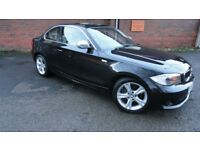 2013 63 REG BMW 118d 2.0TD AUTO Exclusive Edition TIDY CAR