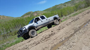 2004 Ford F-350 bulletproofed 6.0