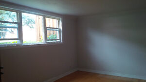 Clean and freshly painted two-bedroom apartment!