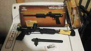 Bt Tracer pump paintball marker and goodie foe 120 or trade