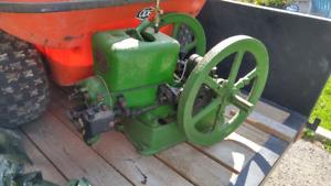 Antique engine