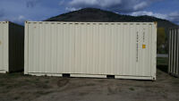 NEW & USED SHIPPING CONTAINERS (SEA CANS)