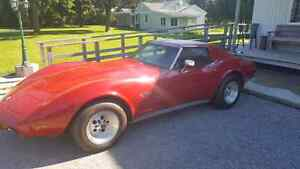 Corvette L82 Singray Kawartha Lakes Peterborough Area image 1