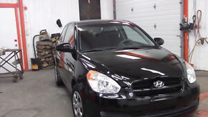 2009 Hyundai Accent hack back Bicorps