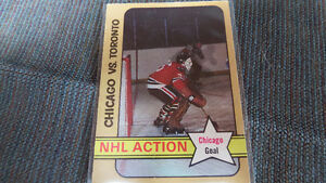 Tony Esposito NHL card(1972-73)