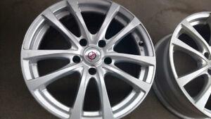 """Mags - roues IXION 17"""" très propre pour vente rapide..."""