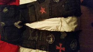 Serious- Mens rock goth pants Kitchener / Waterloo Kitchener Area image 1