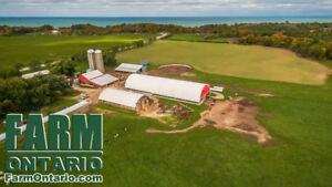 Ongoing Dairy with Quota, Herd & 4 Bdrm Home - PLYMPTON WYOMING