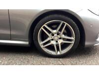 2014 Mercedes-Benz E-Class E200 AMG Sport 2dr 7G-Tronic Automatic Petrol Coupe
