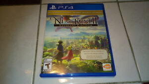 Ni No Kuni 2 Revenant Kingdom PS4 Sony Playstation 4 Day One Ed