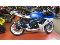2012 SUZUKI GSXR 600 L1 GSXR600 Nationwide Delivery Available