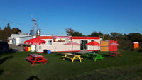 ChipTruck, Trailer and Business for Sale