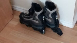 Roller Blade/Hiking Boots all-in-one Size 11M 12L
