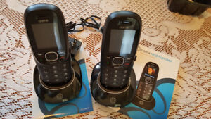 2 Ooma phones for the Ooma telo home voip system