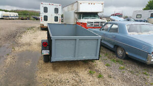 4x8 utility trailer for rent