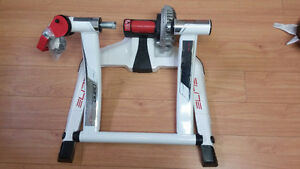 Bicycle Turbo Trainer - Elite Qubo Fluid