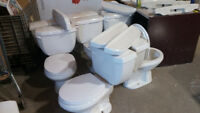Toilets - #HFHReStore Charlottetown Prince Edward Island Preview