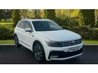 Volkswagen Tiguan 2.0 TDi 150 4Motion R-Line DSG Keyless entry Adapt Auto 4x4 Di