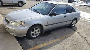 1999 Honda Civic Coupé (2 portes)