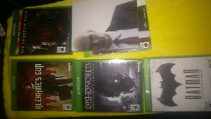 Xbox one games .